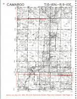 Map Image 011, Douglas County 1995